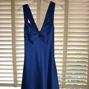 Calvin Klein royal blue 50 dress